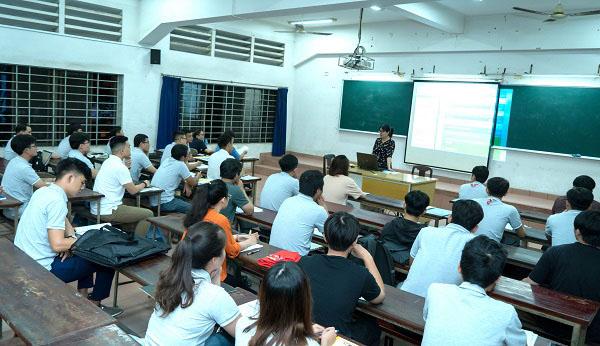 Hình ảnh khai giảng lớp HỌA VIÊN KIẾN TRÚC NỘI-NGOẠI THẤT khóa 06.2020