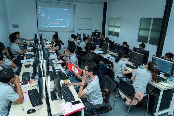 Hình ảnh khai giảng lớp HỌA VIÊN NỘI THẤT PRO 3D 12 THÁNG khóa 06.2020