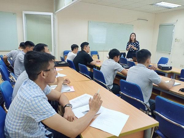 Khai giảng lớp HỌA VIÊN KIẾN TRÚC 12 THÁNG khóa 05.2019