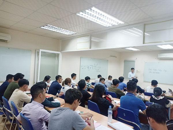 Khai giảng lớp HỌA VIÊN KIẾN TRÚC 12 THÁNG khóa 10.2019