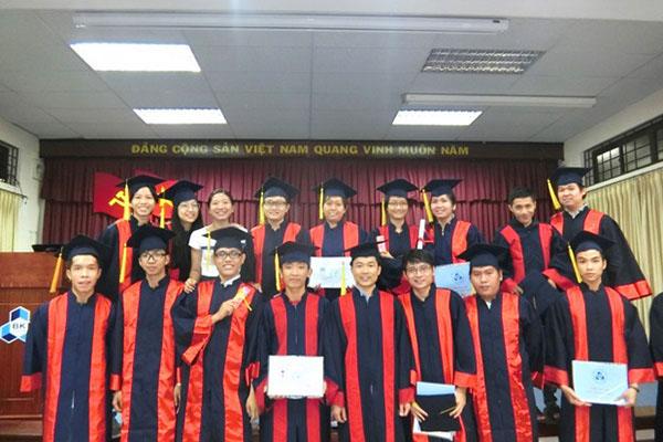 Chuyên đề kiến trúc nội thất & trao chứng chỉ tốt nghiệp