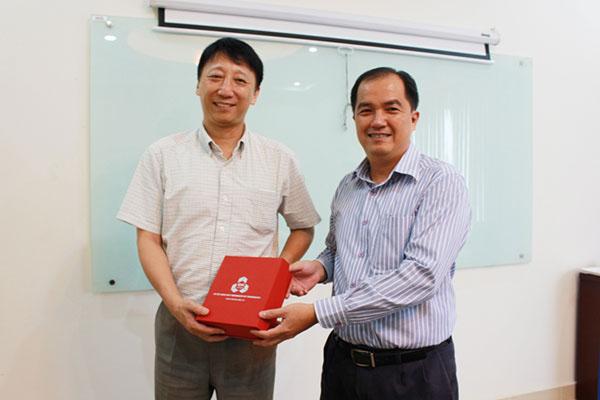 CBS & Bách Khoa Nhật Bản đến thăm Bách Khoa TP. HCM