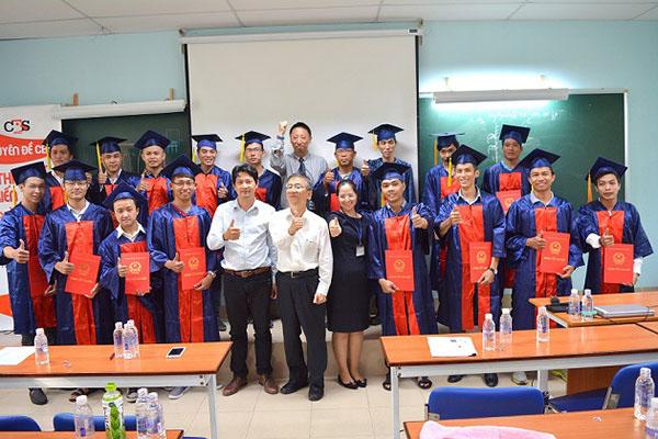 Hội thảo đặc biệt cùng chuyên gia Nhật & trao chứng chỉ tốt nghiệp