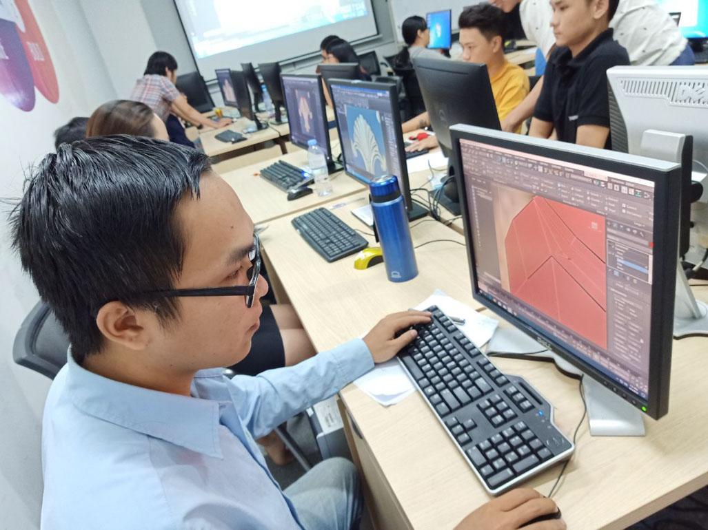 Khóa học dựng hình 3D trong lĩnh vực Kiến trúc - Nội thất