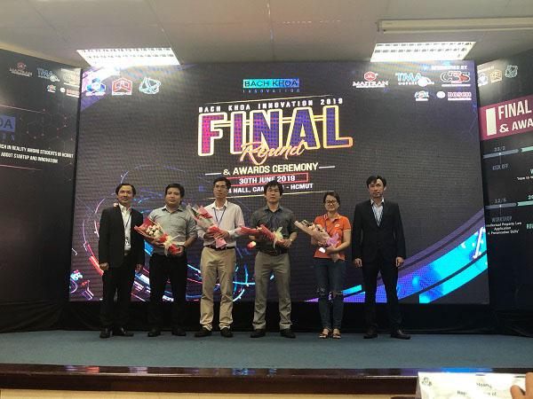 CBS Việt Nam - nhà tài trợ cuộc thi Bach Khoa Innovation năm 2019