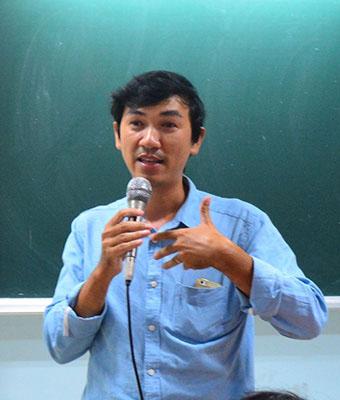 KTS. Nguyễn Lê Hoàng Quân
