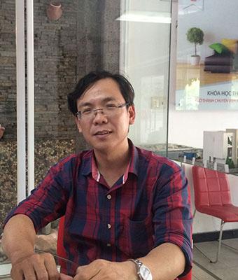 KTS. Nguyễn Minh Hiến