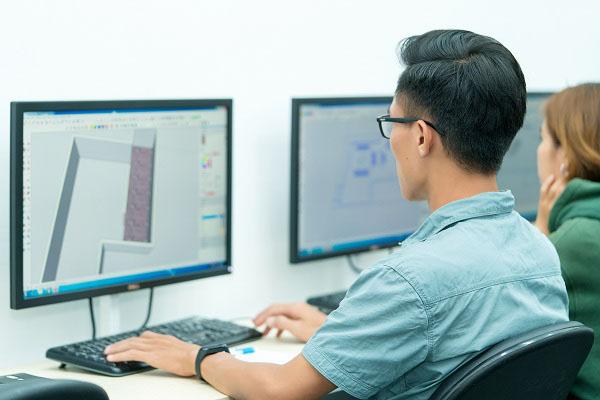 Khóa học Sketchup dựng hình cơ bản và nâng cao tốt nhất ở Tp.HCM
