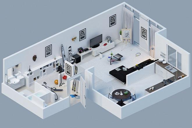 Những nguyên tắc trong thiết kế kiến trúc – nội thất