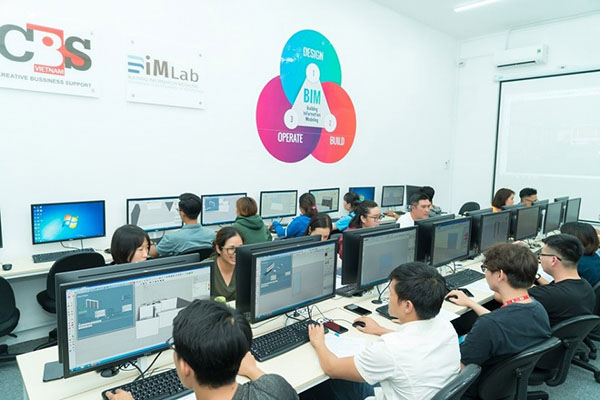 Đơn vị đào tạo và phát triển công nghệ B.I.M – Xu hướng của ngành Xây dựng Việt Nam
