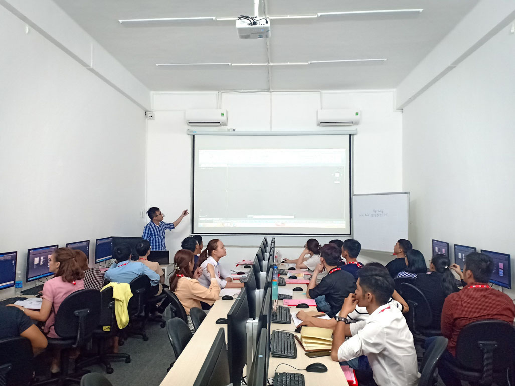 Khai giảng lớp THIẾT KẾ NỘI THẤT 11 THÁNG khóa 04.2019