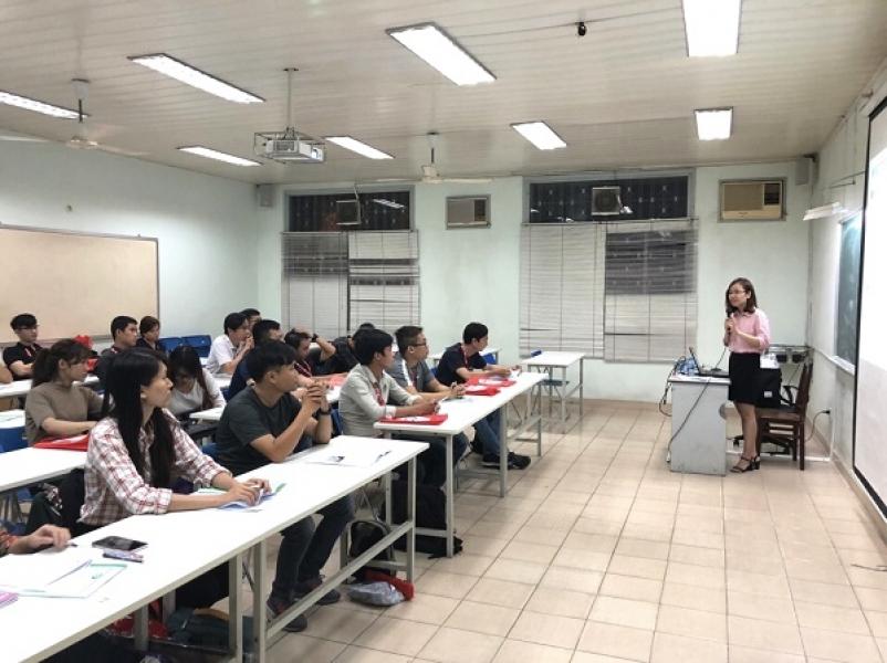 Hình ảnh Khai giảng lớp HỌA VIÊN KIẾN TRÚC 12 THÁNG khóa 04.2019