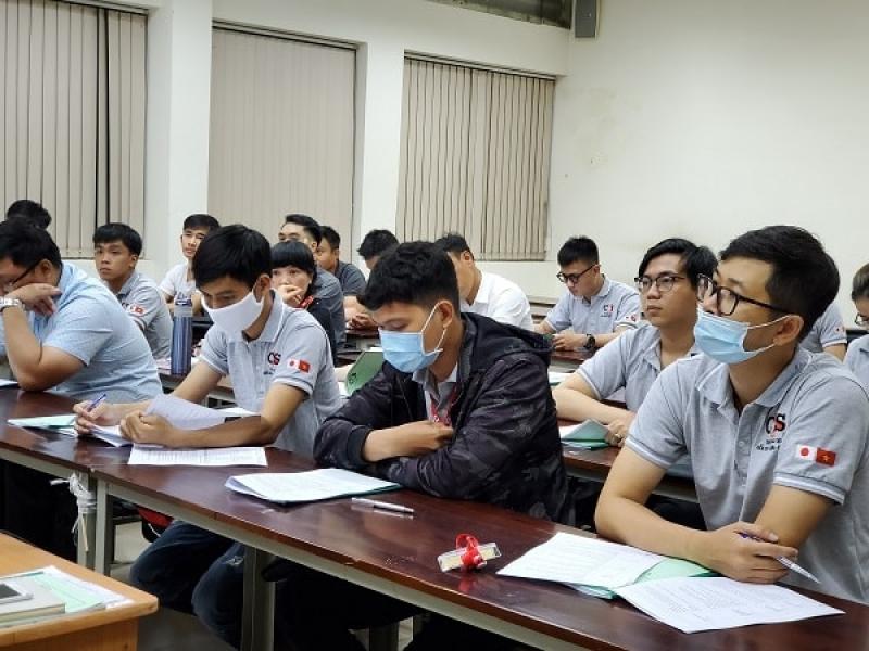 Hình ảnh khai giảng lớp HỌA VIÊN KIẾN TRÚC NỘI - NGOẠI THẤT khóa 05.2020