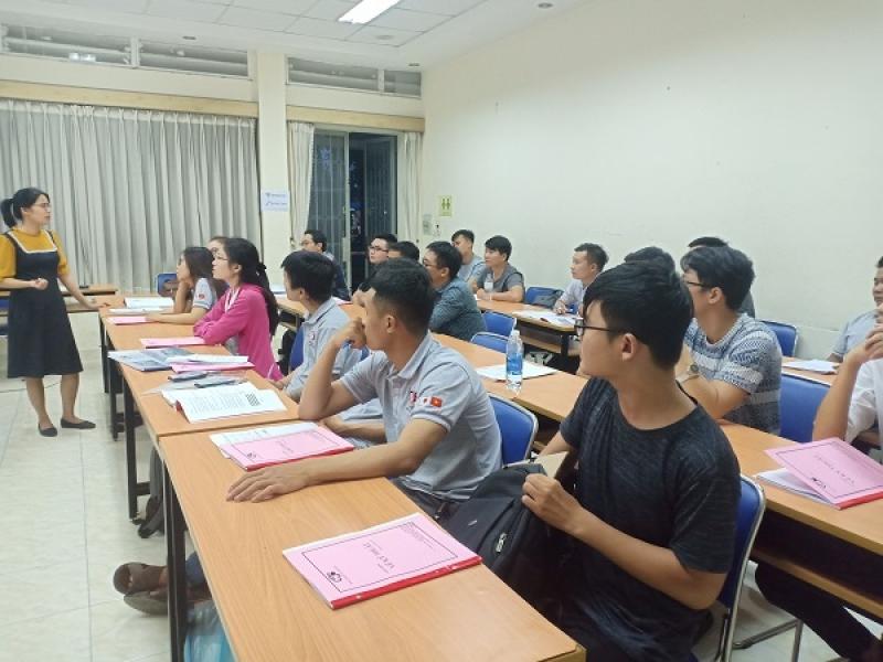 Khai giảng lớp HỌA VIÊN KIẾN TRÚC 12 THÁNG khóa 06.2019