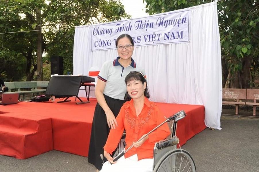 Hình ảnh Chương trình Thiện nguyện ý nghĩa cuối năm 2018 - Chào  2019  - Công ty CBS Việt Nam tổ chức