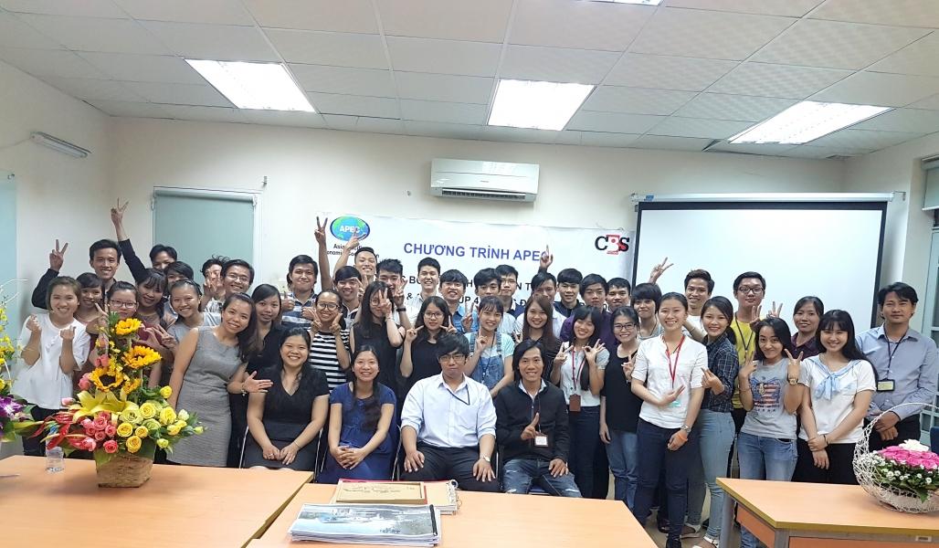 CBS tổng kết khóa học APEC tài trợ 100% - AutoCAD & Sketchup