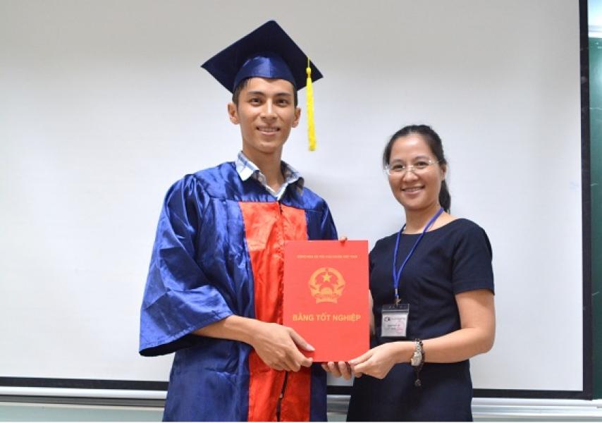 Chuyên đề đặc biệt cùng chuyên gia Nhật & Trao chứng chỉ tốt nghiệp