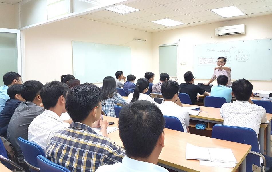 Khai giảng lớp Thiết kế nội thất & Họa viên kiến trúc khóa 03.2017