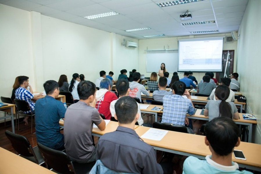Khai giảng lớp thiết kế nội thất & Họa viên kiến trúc khóa 11.2017