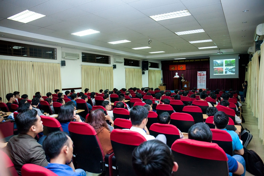 Seminar KIẾN TRÚC NHÀ Ở TRUYỀN THỐNG NHẬT BẢN do KTS Nhật trình bày